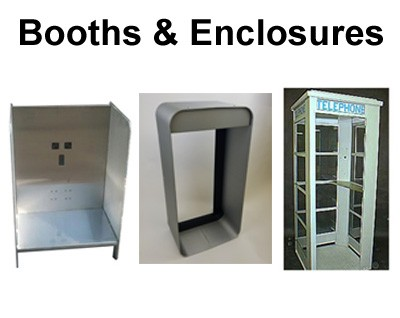 Booths and Enclosures