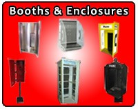 Booths and Enclosures Phones