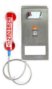 Armored Emergency Phone [EP-3500] Weather Resistant